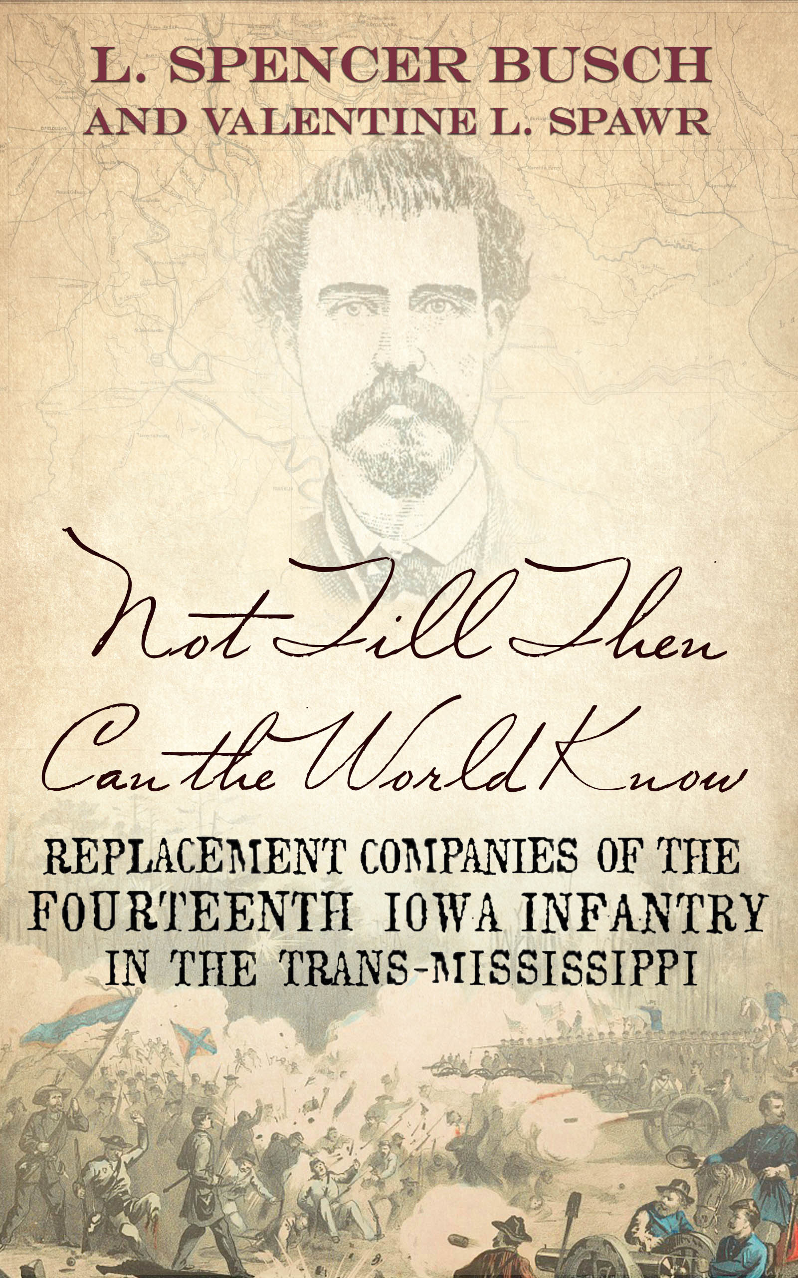 Cover of Not Till Then Can the World Know